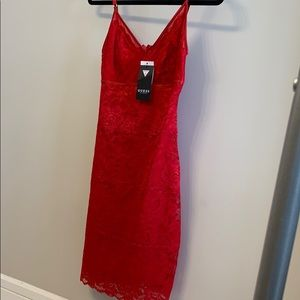 GUESS dress. Never been worn, tag still on